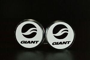 Giant Handlebar End Plugs Bar Caps lenkerstopfen bouchons flat