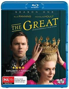 THE GREAT Season 1 (Region B) Blu-ray The Complete First Series One