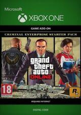 GTA 5 Online Criminal Enterprise Starter Pack XBOX ONE - GTA V DLC Key ISTANT