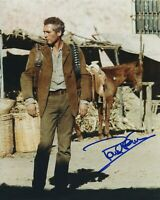 PAUL NEWMAN SIGNED AUTOGRAPHED PHOTO BAS BECKETT COA BUTCH CASSIDY & SUNDACE KID