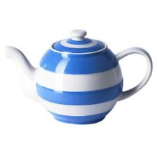 Cornish Blue Small Betty Tea Pot by T.G.Green Cornishware