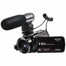 ORDRO Wifi Video Camcorder HDV-Z20 Full HD 1080P Handheld Digital Camera DV wit