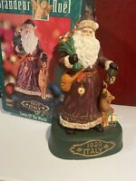 Santa Of The World 1920 Italy Grandeur Noel Collection Fine Porcelain New Box