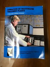 Operation Of Wastewater Treatment Plants Volume 2  by Kenneth Kerri