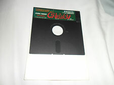 "ATOMIC RUNNER CHELNOV ""LOOSE"" X68000 japan game (DisKs ONly)"