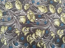 Liberty Silk Twill 100%, 'Shinjuku' (per metre) dress fabric, scarves, sewing
