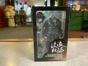 2021 Joy Toy The Wandering Earth Rescue Team 1 of 3 Exoskeleton 1/18 Figure NIB