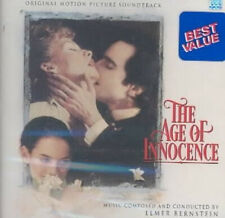 New listing The Age Of Innocence: Original Motion Picture Soundtrack by The Age Of Innocence