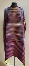 NWOT ISSEY MIYAKE Rainbow Dress, Size 2