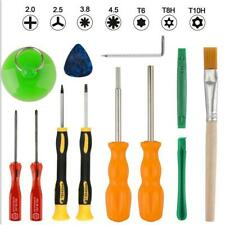 12 in 1 Switch/Wii/SNE S Xbox 360 Full Tri-Helical Screwdriver Game Repair Kit