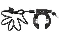 ringschloß Bicycle Lock AXA Solid Plus + Newton PL150 plug-in-kabel (Blister)