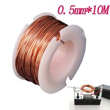 Magnet Wire Enameled Wire Magnetic Copper Coil Winding Roll Electromagnet Motor