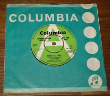 "THE PIPKINS ~ GIMME DAT DING b/w TO LOVE YOU ~ UK COLUMBIA DEMO 7"" 1970"