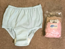 3-Pack Wearever Poly/Cotton Reusable Incontinence Panties 78353 ~ 8 / Large