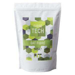 Oat Fibre 1KG - Fibre Tech by FIT