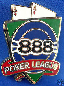 888 POKER LEAGUE State Tournament Winner Award MAN CAVE Collectable - Australia
