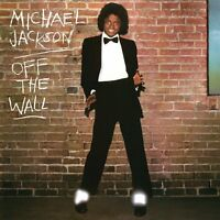 Michael Jackson - Off The Wall (NEW CD & BLU-RAY)