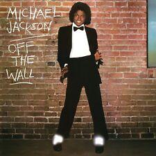 Michael Jackson - Off The Wall (NEW CD & BLU-RAY)