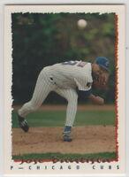 1995 Topps Baseball Chicago Cubs Team Set