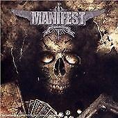 Manifest - Hedonism (2008) NEW CD