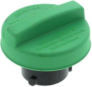 Diesel Gas Fuel Tank Filler Cap Replace FORD OEM# 34077D Green 1/8 Turn