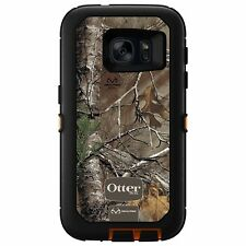 OtterBox - Defender Case/Belt Clip for Samsung Galaxy S7 - Real Tree Xtra Camo