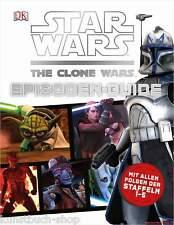 Fachbuch Star Wars™ The Clone Wars™, Episoden-Guide, Folgenübersicht, NEU, TOLL