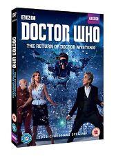 Doctor Who - The Return of Doctor Mysterio [DVD] *NEU* Christmas 2016