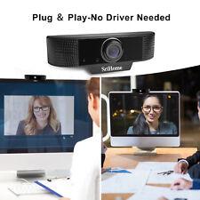 Webcam USB Pro Web Camera 1080P Cam W/ Microphone For PC Laptop Desktop Video US