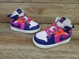 Jordan Pink 4 US Shoe Baby Shoes for sale | eBay