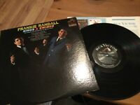 Frankie Randall: Sings & Swings LP on RCA LPM-2967 Mono..60's JAZZ Vocal VG+/VG+