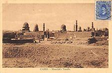 BR45436 Mameluk s Tombs Cairo egypt