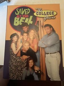The Saved By The Bell - The College Years