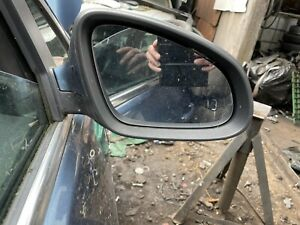 VAUXHALL ASTRA J ELECTRIC HEATED WING MIRROR Driver's SIDE Z22S BLUE 2010-2015