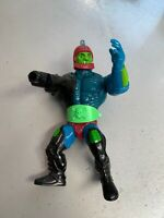 MOTU He-Man Trap-Jaw 1981 Vintage Action Figure Masters of the Universe Belt