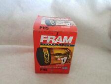 Fram Extra Guard Engine Oil Filter PH5 NHRA