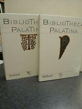 Bibliotheca Palatina Text- und Bildband  2 Bände