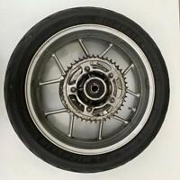 Triumph Tiger 1050 115NG 2010 Rear wheel rim tyre disc T2009928