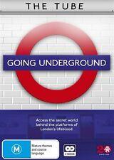 The Tube - Going Underground (DVD, 2016, 2-Disc Set)