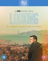 Looking Stagioni 1 A 2 Collezione Completa & The Movie Blu-Ray Nuovo (1000