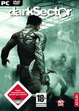 dark Sector PC DVD ROM, Action Spiel, PC Game