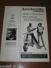 AD20=1963=LAMBRETTA INNOCENTI=PUBBLICITA'=ADVERTISING=WERBUNG=