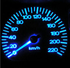 Mitsubishi FTO Blue LED  Dash Clock AC Volt Ashtray Cigarette Lighter Lights Kit