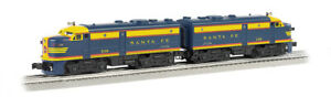 Williams 20093 O Santa Fe ALCO FA2 A-A Set Diesel Locomotive #2039