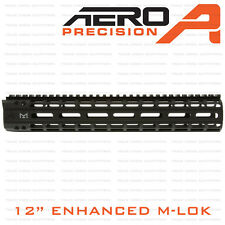 "Aero Precision 12"" Enhanced M-Lok Handguard Black Gen 1 APRA100017"