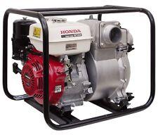 """Motopompa Honda WT 30 X Acque nere 3"""" portata 1210 l/min prevalenza totale 27 m"""