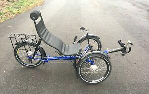 Greenspeed Recumbent Trike Bicycle