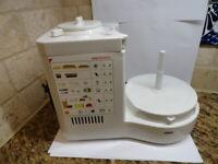 Braun Multipractic Food Processor Motor Base for Models 4258 4259 4261 4262