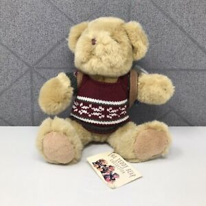 """Teddy Bear Collection Henry the Hiker Plush Soft Toy 