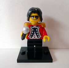 LEGO MICHAEL JACKSON - KING OF POP MUSIC - Minifigurine Série Custom MICKAEL